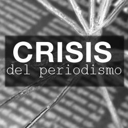 Crisis del periodismo
